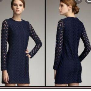 Diane Von Furstenberg Honoka Lace Dress